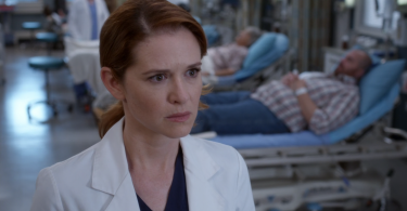 Grey's Anatomy 14x08 Out of Nowhere recensione